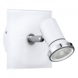 Kúpeľňové svietidlo EGLO TAMARA 1 biela GU10 95993
