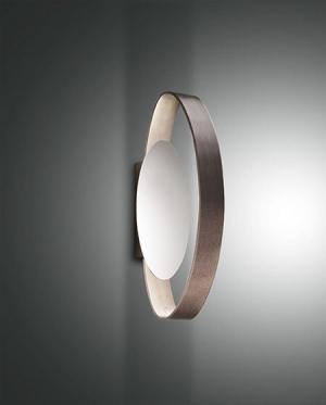Kúpeľňové svietidlo FABAS GABY BROWN L.320 3424-21-129