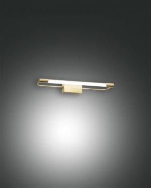 Kúpeľňové svietidlo FABAS RAPALLO gold 3552-21-119