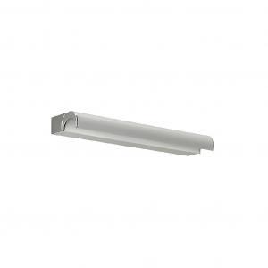 Kúpeľňové svietidlo LINEA Halfpipe IP44 hliník 8391