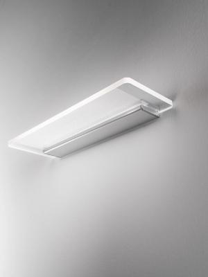 Kúpeľňové svietidlo LINEA Skinny IP44 Hliník 7911
