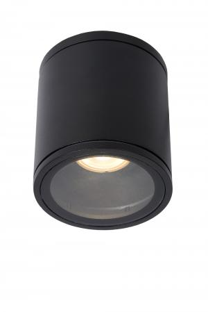 Kúpeľňové svietidlo LUCIDE AVEN black  22962/01/30