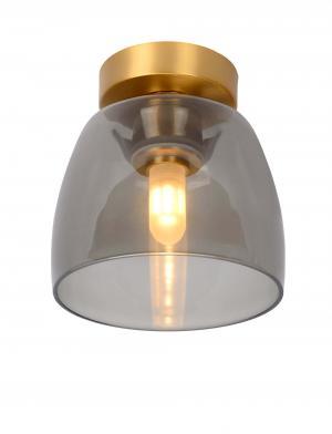 Kúpeľňové svietidlo LUCIDE TYLER gold 30164/01/02