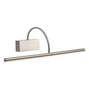 Kúpeľňové svietidlo REDO KENDO SATIN NIKEL LED 01-1138