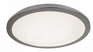 Kúpeľňové svietidlo SearchLight LED FLUSH IP44 8100-40CC