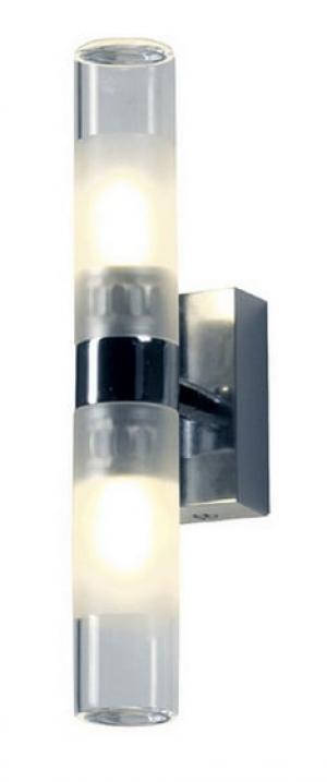 Kúpeľňové svietidlo SLV MIBO nástenná dvousměrná 151282