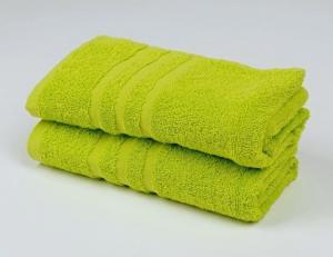 Kúpeľňový set CLASSIC malý 1 + 1 - Zelená