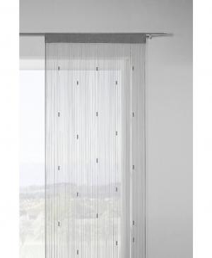 Fadenvorhang Perle, 90/245cm
