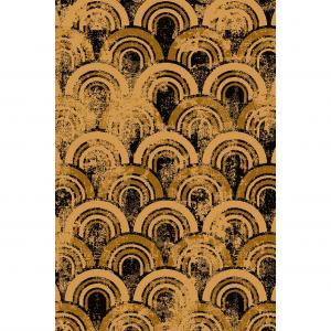 Kusový koberec Agnella Book of Design Special FLOORS zlatá vlna, od 80x150cm