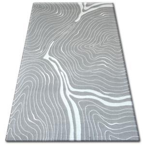Kusový koberec AKRYLOVÝ PATARA 0077 D.Sand/sivý