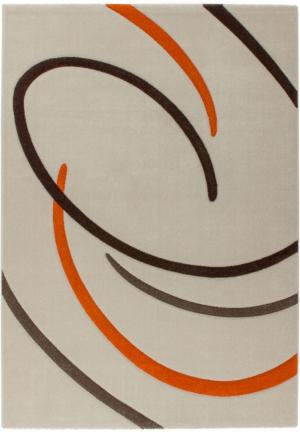 Kusový koberec Lambada 466 Ivory Orange (120 x 170 cm)