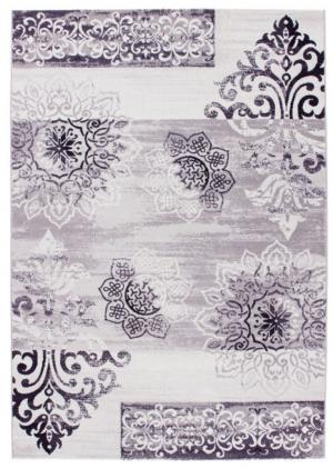 Kusový koberec Neo 335 Violet (150 x 80 cm)