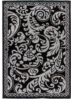 Kusový koberec Princess 184 Silver (170 x 120 cm)