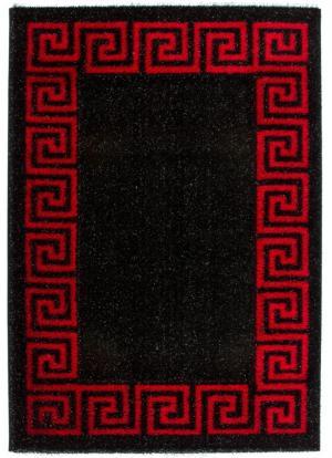 Kusový koberec Sedef 277 Black (170 x 120 cm)