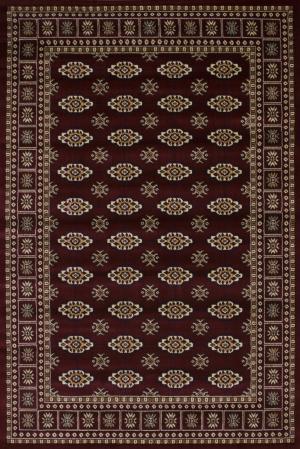 Kusový koberec Star 312 Red (170 x 120 cm)