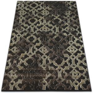 Kusový koberec VOGUE 454 hnedý