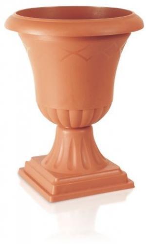 Květináč Athena vysoký oranžový