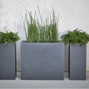 Květináč Kube High Plant box Castors