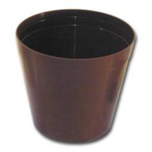 Kvetináč o 12cm hnedý