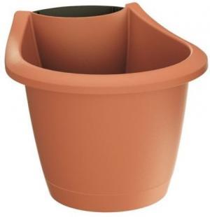 Květináč Respana Spout oranžový
