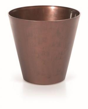 Kvetináč Tubus Bronze
