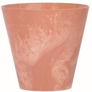 Květináč Tubus Small Oval oranžový