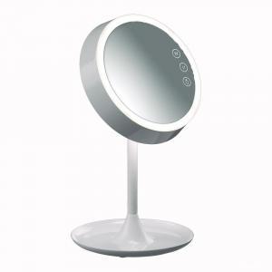 LADY | dizajnové stolové zrkadlo s led svetlom