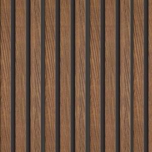 Lamelový panel VOX LINERIO M-LINE Mocca 12x122x2650mm