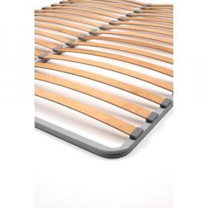 Lamelový rošt postele PreSpánok, 200 x 200 cm