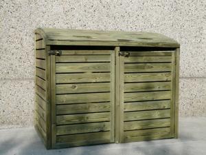 Lanit Plast Záhradný úložný box LANITPLAST S752
