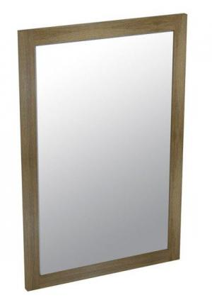 Larita LA050 zrkadlo 50x75x2 cm, dub graphite
