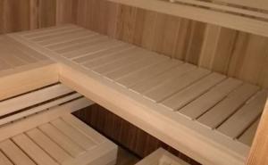 Lavica do sauny PERHE 2015
