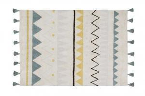 LC Bavlnený koberec Vintage Azul Rozmer: 120x160
