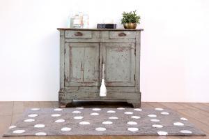 LC Prateľný koberec Topos Grey 120x60