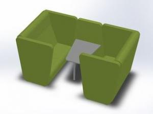LD SEATING BOX KM2/BR-01