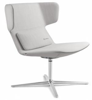 LD SEATING Designové kreslo FLEXI/L, F27-N6, PL