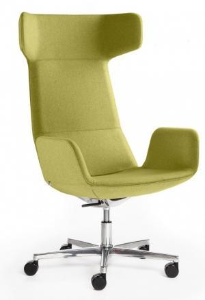 LD SEATING Designové kreslo FLEXI/XL-BR, F37-N6