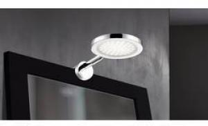 LED osvetlenie zrkadla WOFI Suri 4622.01.01.0044 6 W N/A, chróm