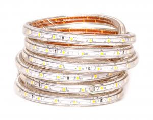 T-LED LED pásik 7W/m 230V s krytiem IP67 Farba svetla: Teplá biela