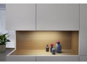 LED podhľadové svetlo LEDVANCE Cabinet LED Slim L 4058075227699, 6 W, 30 cm, N/A