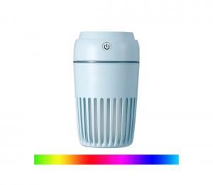 LED RGB Zvlhčovač vzduchu 300 ml LED/2W/5V modrá