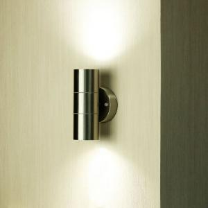 LED Solution Fasádné svietidlo 2x GU10 7500
