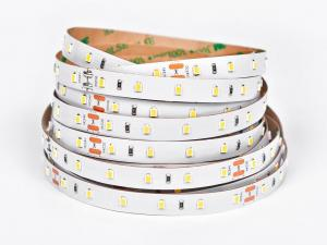 LED Solution LED pásik 12W/m 24V bez krytia IP20 Farba svetla: Teplá biela 07911