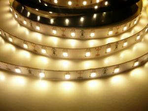 LED Solution LED pásik 12W/m 12V bez krytia IP20 Farba svetla: Teplá biela 07701