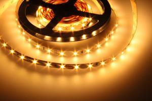 LED Solution LED pásik 4,8W/m 12V bez krytia IP20 Farba svetla: Extra teplá biela