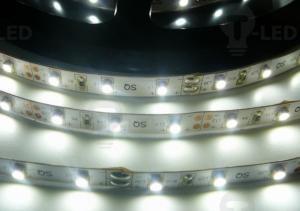 LED Solution LED pásik 4,8W/m 12V bez krytia IP20 Farba svetla: Studená biela 07105