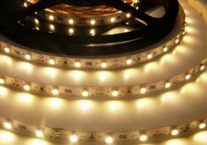LED Solution LED pásik 4,8W/m 12V bez krytia IP20 Farba svetla: Teplá biela