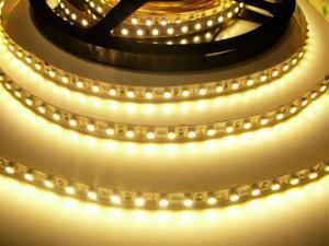 LED Solution LED pásik 9,6W/m 12V bez krytia IP20 Farba svetla: Teplá biela 07301