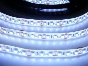 LED Solution LED pásik 9,6W/m 12V s krytiem IP54 Farba svetla: Studená biela 07312