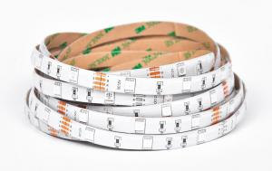 LED Solution RGB LED pásik 7,2W/m 12V s krytiem IP54 08111